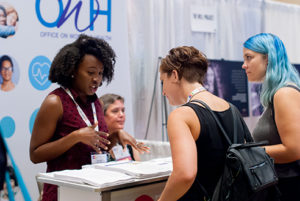 Exhibitors at 2018 Conference